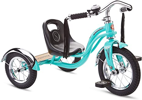 7. Schwinn Roadster Tricycle for Toddlers and Kids