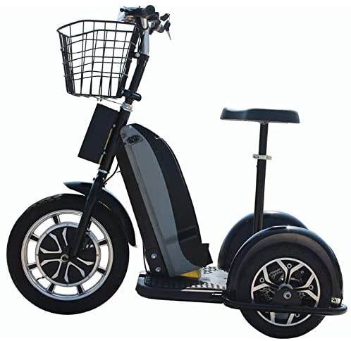 5. Mototec Electric Trike 48v 800w Sit/Stand 25mph - from in The Hole