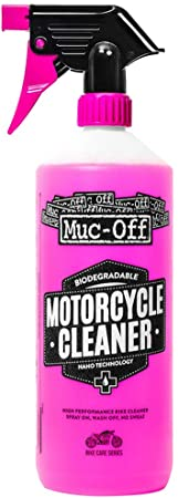 5. Muc Off - 664US Nano Tech Motorcycle Cleaner