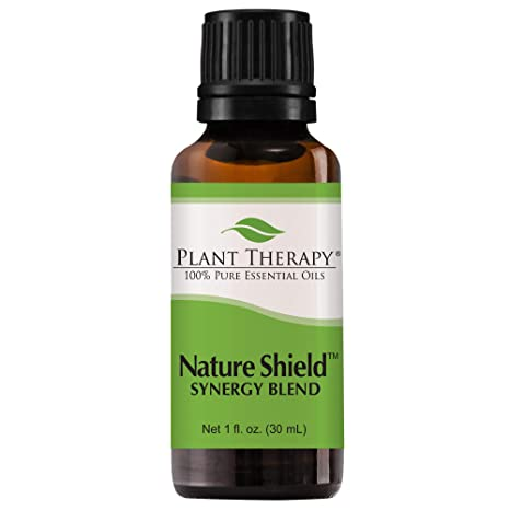 7. Plant Therapy Nature Shield Essential Oil