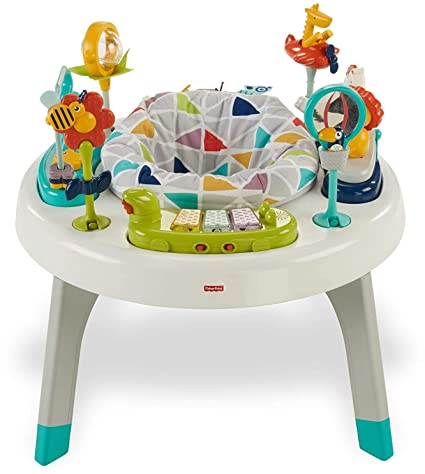 1. Fisher-Price 2-in-1 Sit-to-stand Activity Center