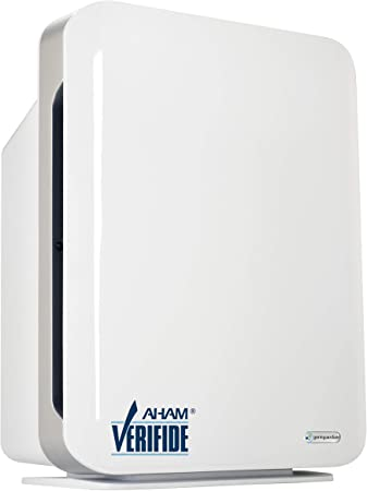 6. GermGuardian Air Purifier 4 in 1, High CADR True HEPA Filter, Large Rooms to 338 sq ft