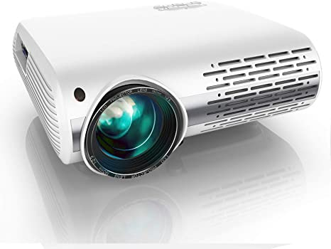 8. YABER Y30 Native 1080P Projector 7000 Lux Upgrade Full HD Video Projector