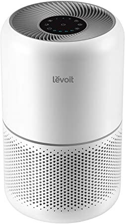 5. LEVOIT Air Purifier for Home Allergies Pets Hair Smokers in Bedroom, H13 True HEPA Air Purifiers Filter