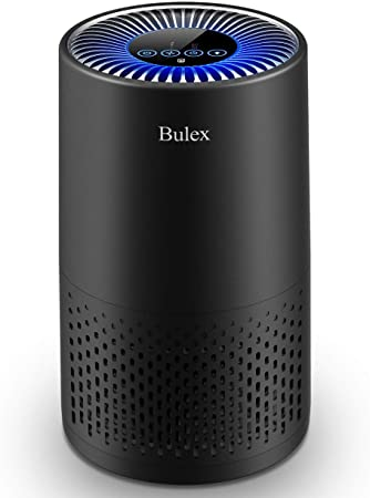 10. HEPA Air Purifier – Bulex Air Purifier with True HEPA Filter for 99.97% Purification, 4-Stage Filtration