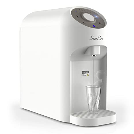 7. SimPure Y5 Instant Hot Reverse Osmosis Water Filtration System
