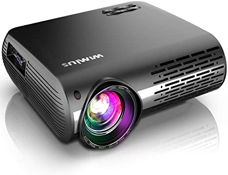 10. WiMiUS Newest P20 Native 1080P Projector