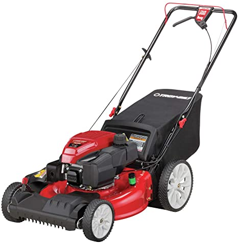 3. Troy-Bilt 12AVB2MR766 21 in. Self-Propelled 3-in-1 Front Wheel Drive Mower with 159cc OHV Troy-Bilt Engine