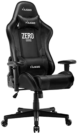 7. Musso Ergonomic (Black) Gaming Chair Adjustable Esports Gamer Chair
