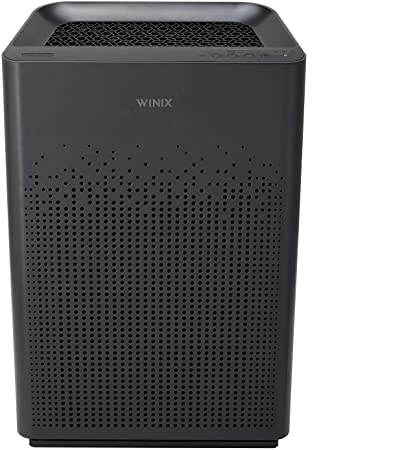 5. Winix AM80 True HEPA Air Purifier with Washable Advanced Odor Control (AOC) Carbon Filter, 360sq ft Room Capacity