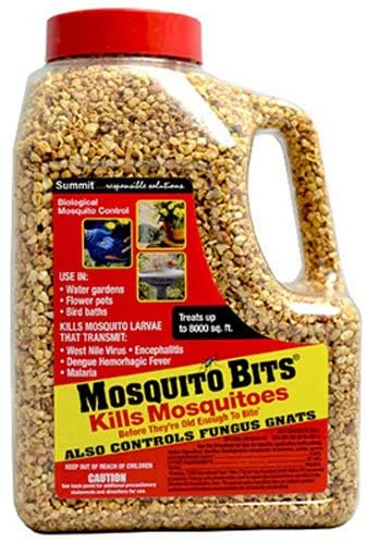 8. Summit Responsible Solutions Mosquito Bits - Quick Kill, 30 Ounce