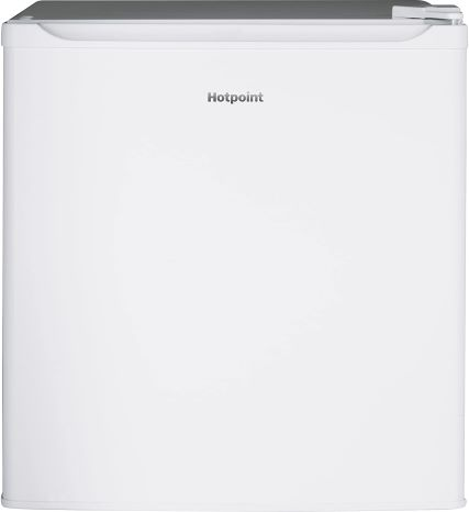 3. GE Hotpoint Energy Star Qualified Compact Refrigerator, 1.7 Cu Ft, White