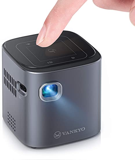 5. VANKYO GO200 Smart Mini Projector
