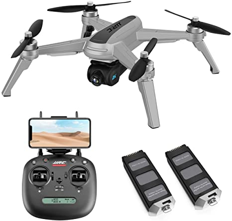 6. 40mins(20+20) Long Flight Time Drone for Adults, JJRC Drone with 2K FHD Camera Live Video, 5G WiFi