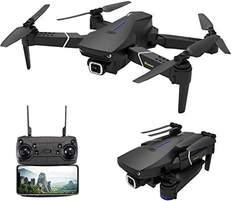 3. EACHINE E520S GPS Drone with 4K Camera for Adults, 5G WIFI FPV Live Video Foldable Drone GPS Return home