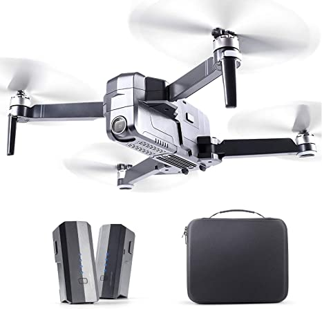 4. RUKO F11Pro Drones with Camera for Adults 4K UHD Camera Live Video 30 Mins Flight Time