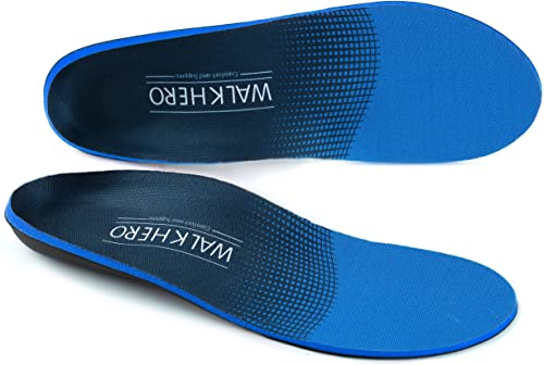 8. Plantar Fasciitis Feet Insoles Arch Supports Orthotics Inserts