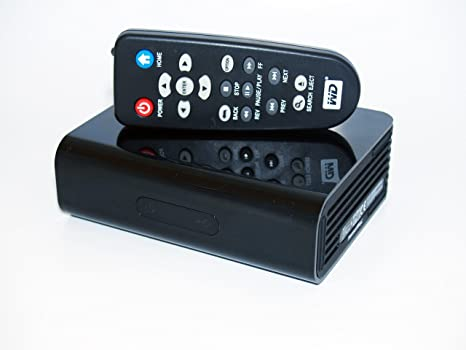 10. WD TV HD Media Player