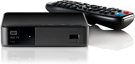 9. WD TV Live Media Player Wi-fi 1080p (Old Version)